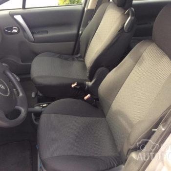 Renault Scenic 1.5 DCI prednja sedišta